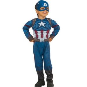 Other - Captain America Costume